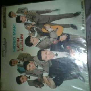 Hideon maki latin album
