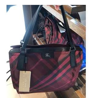 HUGE DEAL!! Burberry ~ Handbag/ Tote Bag