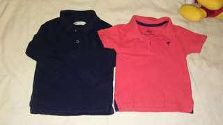 Set - Authentic Zara and Rebel Shirts