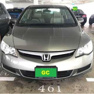 Honda Civic Hybrid RENTAL CHEAPEST RENT FOR Grab/Uber