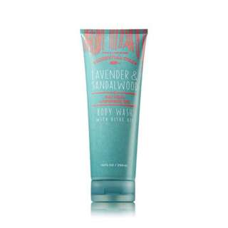 Bath & Body Works Lavender & Sandalwood Body Wash 296ml