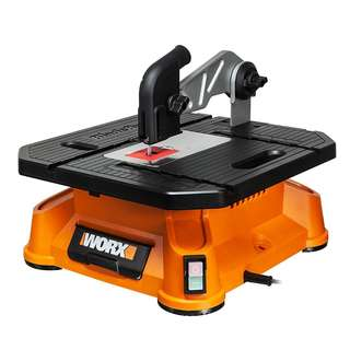 WORX WX572 650W Blade Runner Table Saw band chain circular