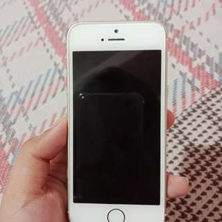 Iphone5s 16gb globelocked