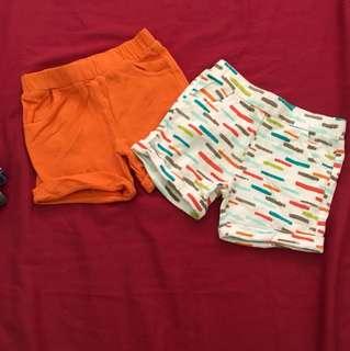 Mothercare shorts