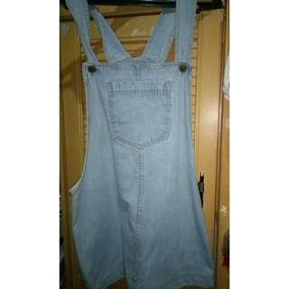 Overall levis cewek adorable project