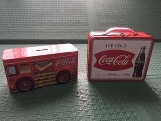 Coca-Cola Collectible Tins