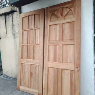 KD Mahohany Panel Door