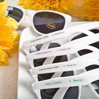 Customized Sunglasses