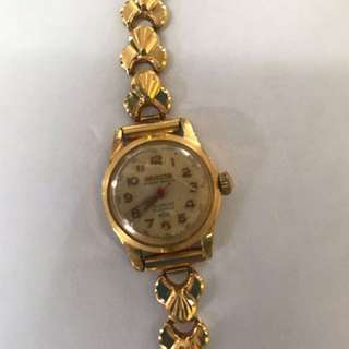 Old watch gold (call 01111489932)