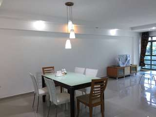 5 room flat for rent