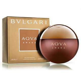 Bvlgari Aqva Amara EDT for Men (50ml/100ml/Tester/Set) Bulgari Aqua Acqua