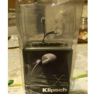 全新 正貨 水貨 未開封 Klipsch X11i 耳機 (連收音/線控)