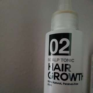 Hair growth tonic used by nuh doctor