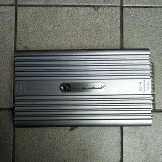 DLS CC-4 4Channel Amplifier