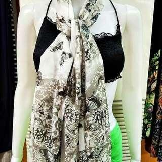 Chiffon scarfs P 199 Asst design asst print asst color  Maganda tela  Maraming pa ibang print