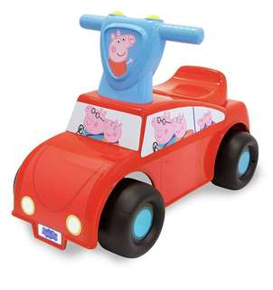 Peppa Pig scoot & ride