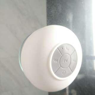 Wireless shower speaker (battery dead)