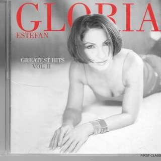 MY PRELOVED CD - GLORIA ETEFAN GREATEST HITS VOL.II //FREE DELIVERY (F3L)