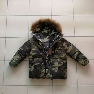 Winter Jacket by Zara