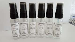 THE LAUNDRESS Crease Release spray 30ml