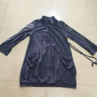 Maternity dress (size L)