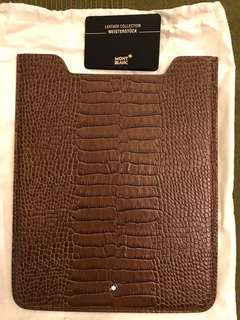 Brand New Montblanc Ipad Case (Original price -$3600)