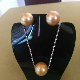Authentic south sea pearls