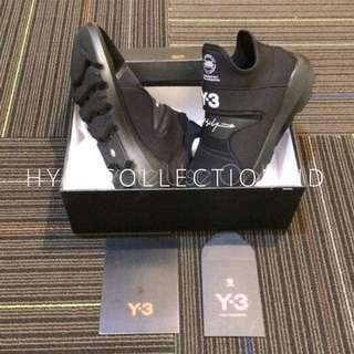 Adidas Y-3 Yohji Yamamoto Suberou Trainers Black