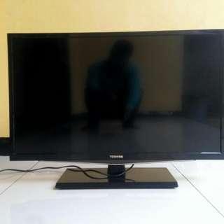 TV LED TOSHIBA 32inch