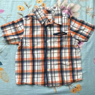 Mothercare Boy Shirt