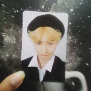 WTS/WTT Suho ✩ EXO Universe Official Photocard