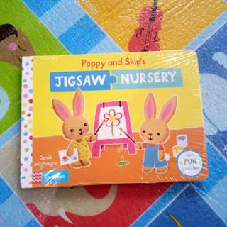 (BNEW) Jigsaw Nursery