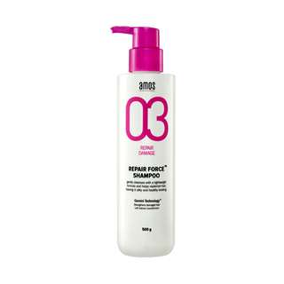 AMOS PROFESSIONAL 03 Repair Force Shampoo