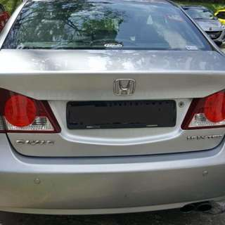 Honda Civic 1.8 iVtec