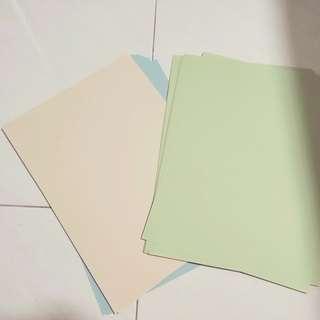 A4 Color Paper ❤