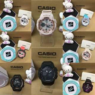 Authentic G Shock watches ❤️