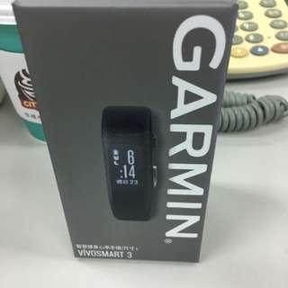 🚚 GARMIN vivosmart 3 智慧健身心率手環