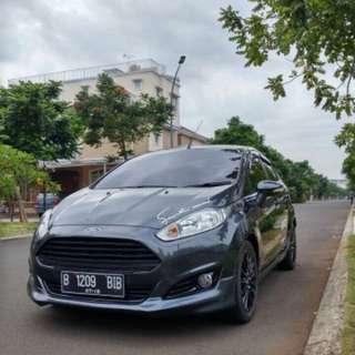 Jual Ford Fiesta S A/T 2014 Matic Istimewa Mulus