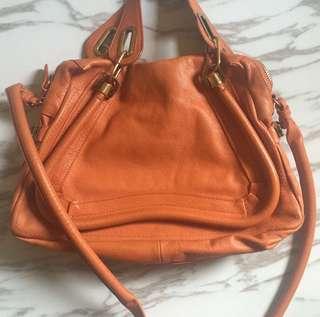正品Chloe Paraty handbag