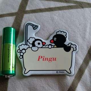 pingu(pinga)日本絕版磁石