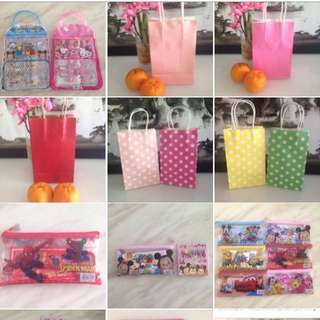 Goody bag - for kids birthday party 🎉