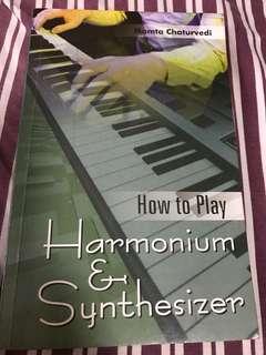 How to play Harmonium & Synthesizer