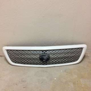 honeycomb mesh grill for toyota harrier acu10 acu15