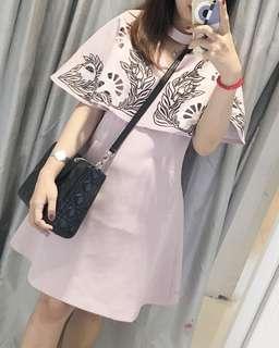 Dress purlpe