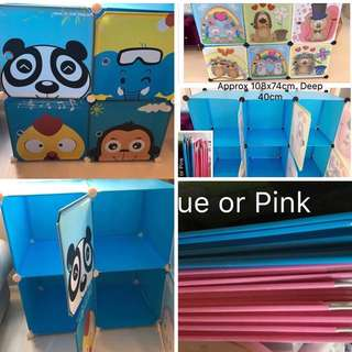 💯☑️Brand New children storage (Toys or books) NO MESS