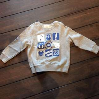 GIORDANO boys top