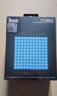 (全新)Divoom Timebox Speaker LED 強化睡眠藍牙無線喇叭