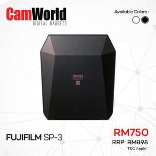 Fujiflm SP-3
