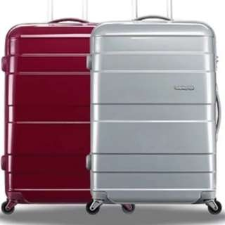 American Tourister caravan 70cm TSA luggage (purple)