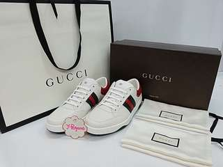 Authentic BNIB Gucci Sneaker Shoes {{ Only For Sale }} ** No Trade ** {{ Fixed Price Non-Neg }} ** 定价 **